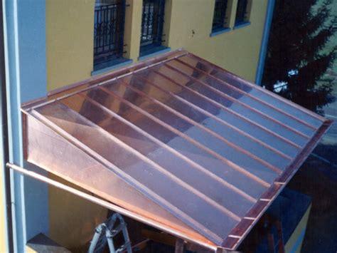 tettoie ingresso tettoia da ingresso parma sestri levante realizzazione