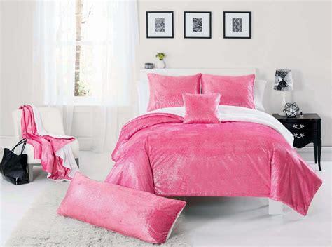 seventeen comforter seventeen sparkle mink pink comforter set with sham s