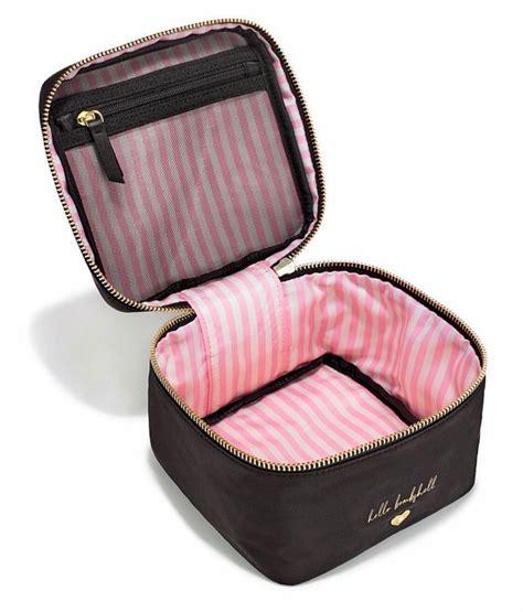 Secret Cosmetic Pouch 0024 s secret square cosmetic bag black new ebay