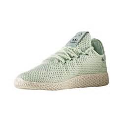 adidas originals pw tennis hu shoes light green highlights