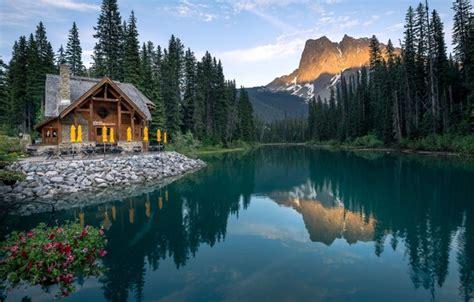wallpaper lake canada emerald lake images  desktop