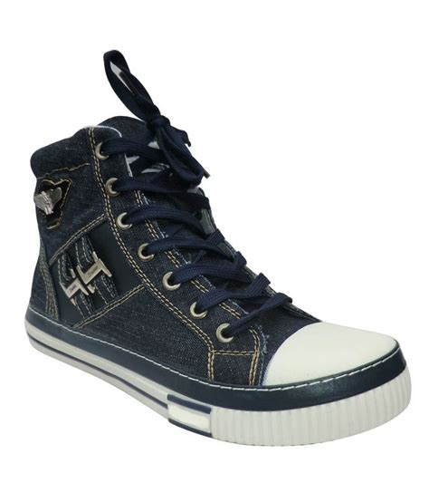 greentree mens canvas boot casual shoes price in india
