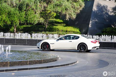 Maserati Granturismo Mc Sport by Maserati Granturismo Mc Sport Line 15 January 2017