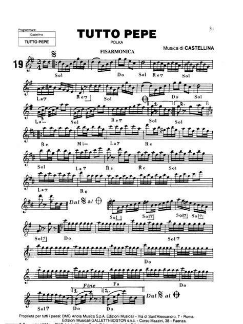 amapola testo originale tutto 20pepe 20 polka 1 pdf