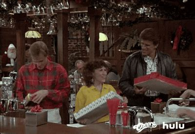 opening presents gifs find share  giphy