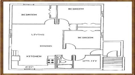 2 bedroom open floor plans 2 bedroom log cabin plans open floor plan cabin kits