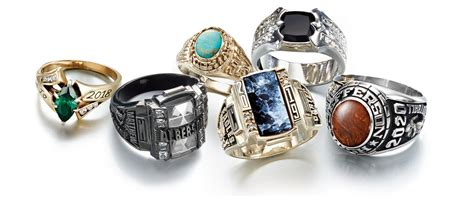highschool class rings high school rings