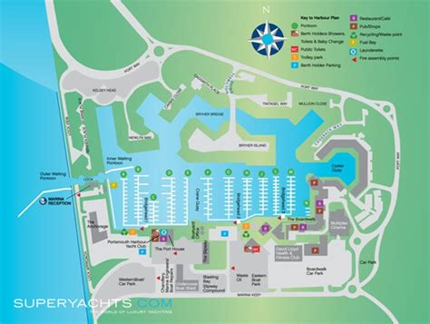 layout and design guidelines for marina berthing facilities port solent marina layout portsmouth superyachts com
