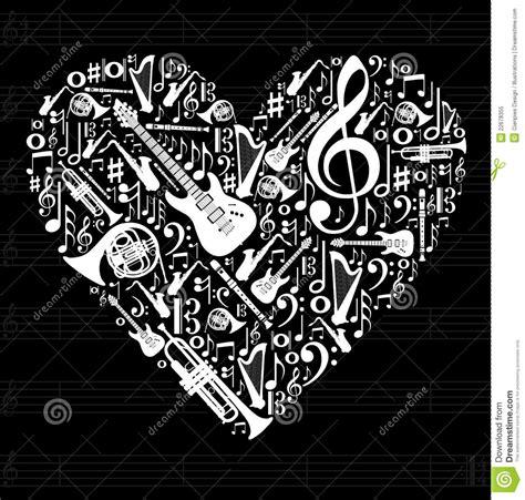 imagenes musicales concepto amor para la ilustraci 243 n del concepto de la m 250 sica