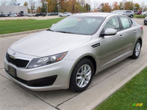 Kia Optima Satin Metal 2011 Satin Metal Kia Optima Lx 55101655 Photo 3