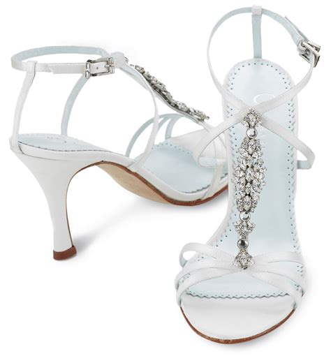 White Wedding Sandals by Bridal Shoes Low Heel 2014 Uk Wedges Flats Designer Photos