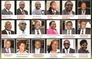 Cabinet Reshuffle List Cabinet Reshuffled The Zimbabwe Daily