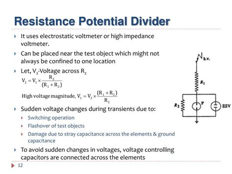 series resistance microammeter ppt measurement of high voltages high currents powerpoint presentation id 1022522