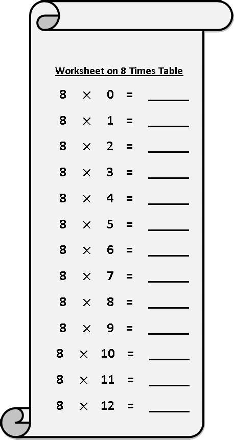 printable multiplication worksheets with answer key multiplication worksheets with answer key printable