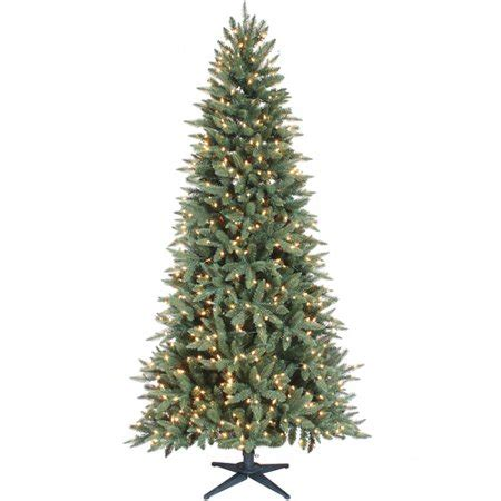 walmart in store artificial christmas trees time pre lit 7 5 himalayan spruce artificial tree clear lights walmart