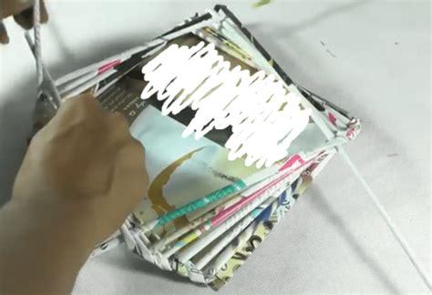cara membuat opini untuk koran cara membuat kerajinan tangan dari kertas koran bekas yang