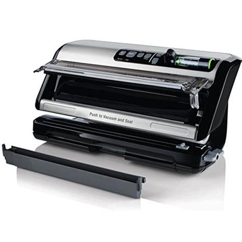 FoodSaver New FM5000 Series 2-in-1 Vacuum Sealing System ... Foodsaver Vacuum Sealer 5000