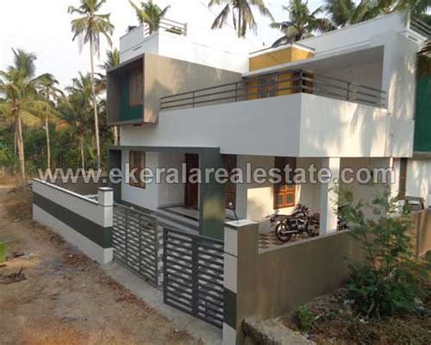 1900 square modern 4 bhk home kerala home design and floor plans attingal real estate 1900 sq ft 4 bhk house for sale attingal properties house for sale in