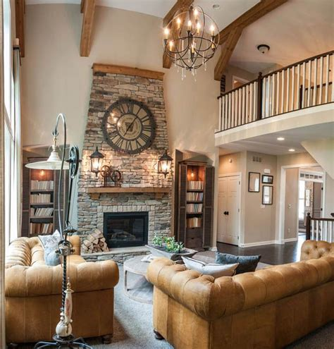 two story family room soaring two story family room there s no place like home