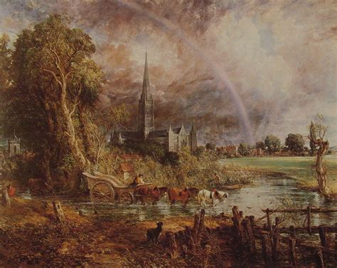by john constable salisbury cathedral salisbury cathedral from the meadows john constable