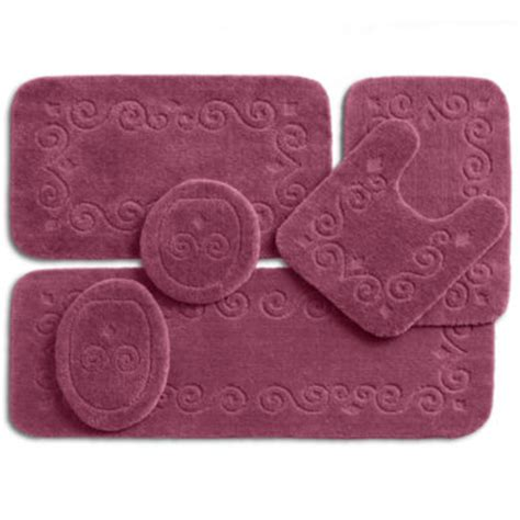 Ultima Bath Rug Collection Bathroom Rugs Roselawnlutheran