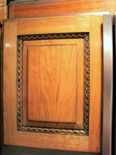 Cabinet Door Moulding by Wood Carved Cabinet Door Moulding Half Rings