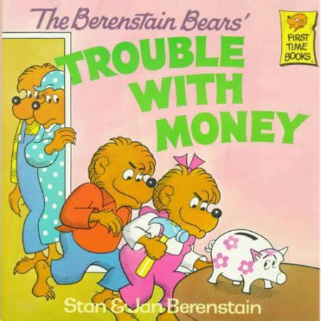 the berenstain bears trouble with money walmart