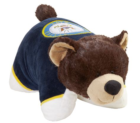 Pillow Pets In Stores Locations by Operation Pillow Pets Pillow Cj Usnb Pet Navy Dress Blue