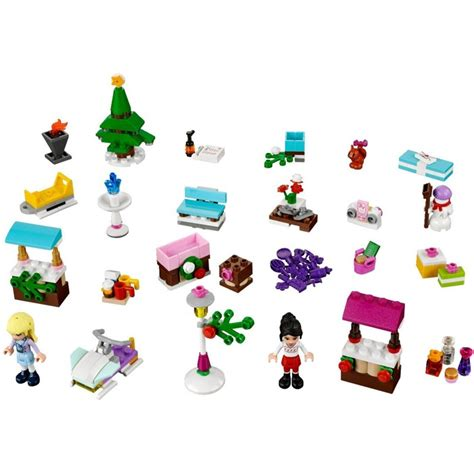 Friends Advent Calendar lego friends advent calendar 2013 set 41016 brick owl