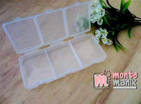 Kotak Wadah Rhinestone by Box Wadah Penyimpan Manik Manik 12 Sekat Box 05