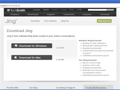 video tutorial jing jing tutorial