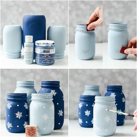 Decoration De Noel Pot En Verre by Bricolage De No 235 L Facile Plus De 70 Id 233 Es D Activit 233 S