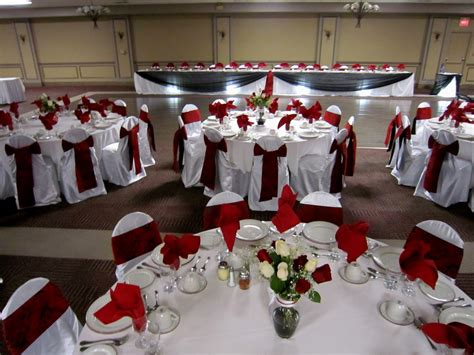 white and silver wedding decor wedding decorations