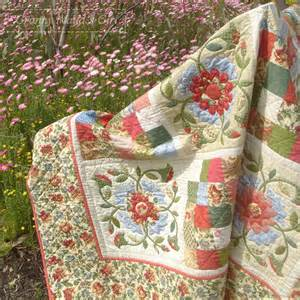Patchwork Australia - flashback friday scrappy roses maud s