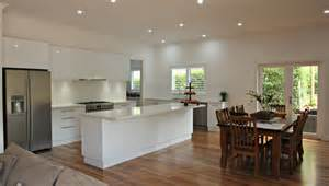 Kitchen With Island Bench Kitchen Island And Peninsula Benches Matthews Joinery