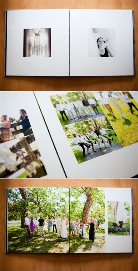 Simple Wedding Album Layout by Another Simple Square Album Layout Photography Album