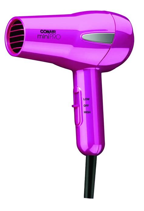 Hair Dryer By Conair best lightweight travel hair dryer review on top models