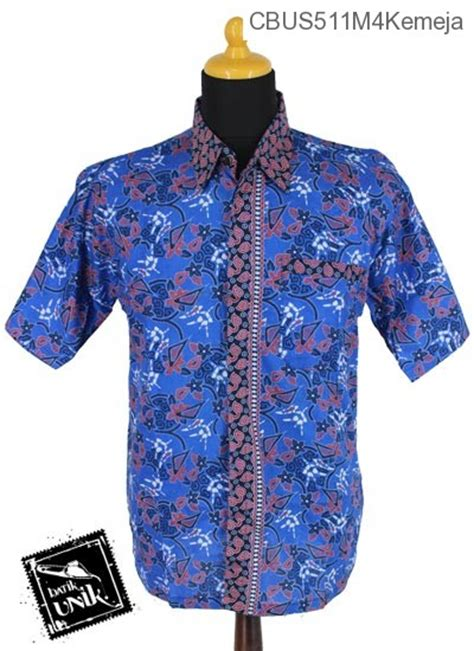 Foto Baju Volly Motif Batik baju batik sarimbit kemeja katun motif abstrak dunia tumpal kemeja lengan pendek murah