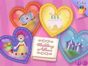 Jojo circus games wedding http games softpedia com progscreenshots