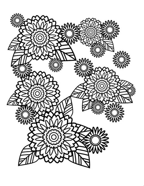 coloring in illustrator how to create a stress relief coloring book page in adobe