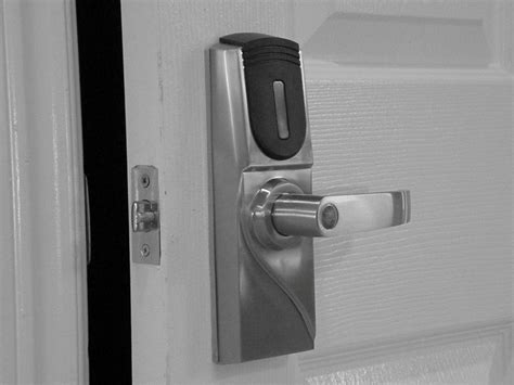 Electronic Home Door Lock by Keyless Electronic Rfid Door Lock Mid300 Right Rfid