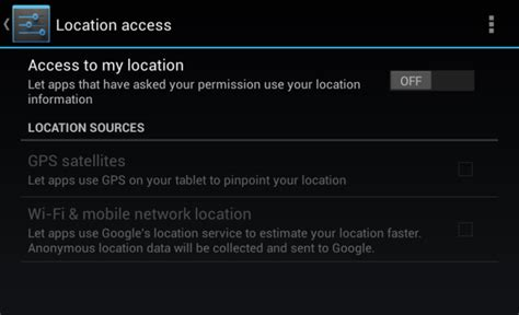 android chrome location why is my nexus 7 so 8 ways to speed it up again