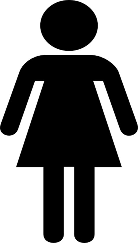 woman bathroom symbol ladies restroom map symbol clip art at clker com vector