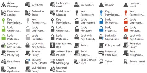 visio lock shape updated free visio stencils for office 365 exchange lync
