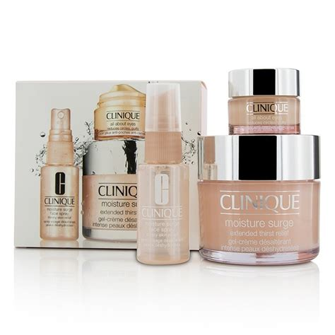 Clinique Moisture Surge clinique moisture surge set moisture surge 125ml all