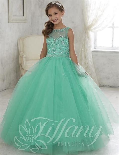 formal fashions pageant on pinterest 35 pins beautiful mint green ball gown girls pageant dresses lace