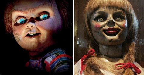 annabelle doll in et annabelle vs chucky could it happen movieweb