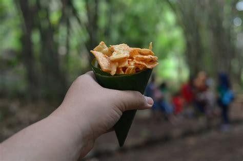 merayakan bambu  pasar papringan temanggung albertnacom