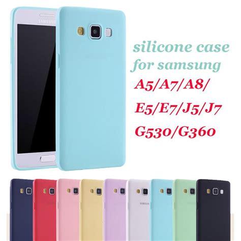 Soft Anti Anticrack Bentur Samsung J5 Prime soft tpu silicone for samsung galaxy j5 j7 a5 a7 a8 2015 grand prime g530