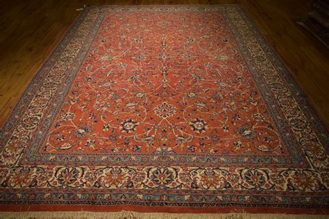 Fine Quality Rugs Discount Prices 8x12 Persian Sarouk Rug Values